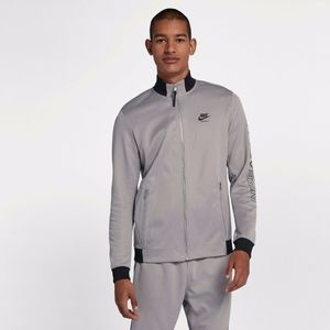 Nike Air Max Poly Track Top 886138-027 Grey/Black